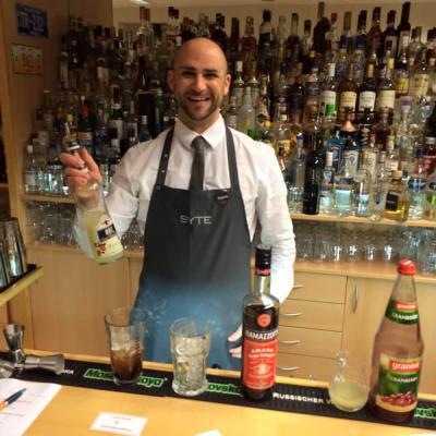 Master of Bartending IBA Manager of Bar Business - Chef de Bar Okt. 2015
