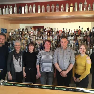 Professional Bartender IHK April 2019